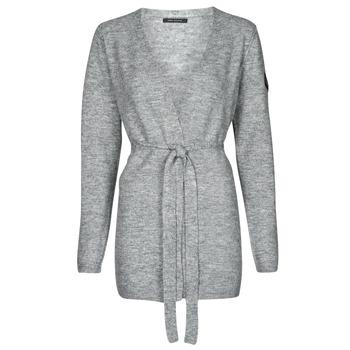 textil Dame Veste / Cardigans Ikks GROWNI Grå