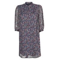 textil Dame Korte kjoler Ikks SHALLOW Marineblå