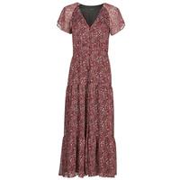 textil Dame Lange kjoler Ikks HELIONA Rød