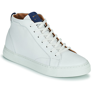 Sko Herre Høje sneakers Schmoove SPARK MID Hvid