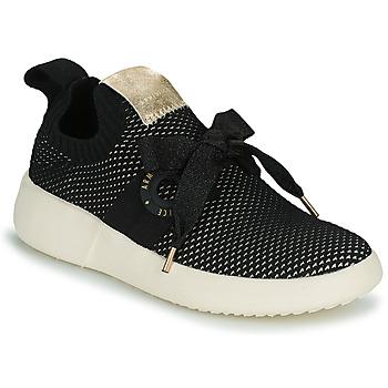 Sko Dame Lave sneakers Armistice VOLT ONE W Sort