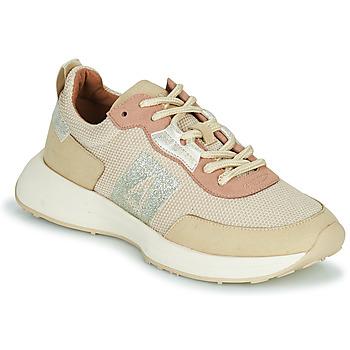 Sko Dame Lave sneakers Armistice MOON ONE W Beige / Pink