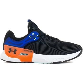 Sko Herre Lave sneakers Under Armour UA Hovr Apex 2 Sort