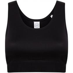 textil Pige Sports-BH Skinni Fit SM236 Black/Black