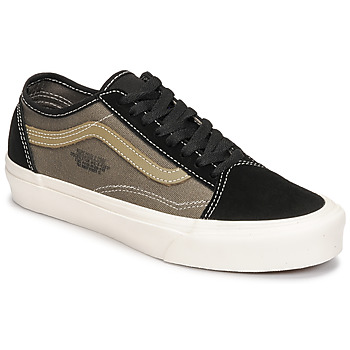 Sko Lave sneakers Vans OLD SKOOL TAPERED Sort / Grøn