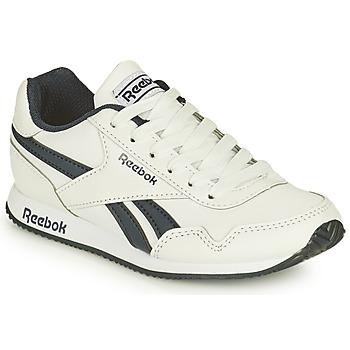 Sko Børn Lave sneakers Reebok Classic REEBOK ROYAL CLJOG Hvid / Sort