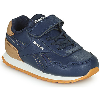 Sko Dreng Lave sneakers Reebok Classic REEBOK ROYAL CLJOG Marineblå / Brun