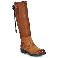 Sko Dame Chikke støvler Airstep / A.S.98 SAINTEC HIGH Kamel