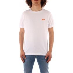 textil Herre T-shirts m. korte ærmer Refrigiwear JE9101-T27100 WHITE