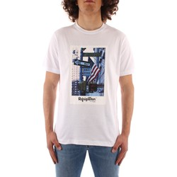 textil Herre T-shirts m. korte ærmer Refrigiwear JE9101-T24400 WHITE