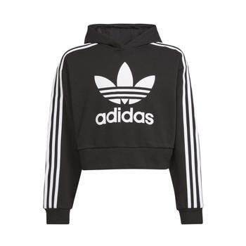 textil Børn Sweatshirts adidas Originals THRENI Sort