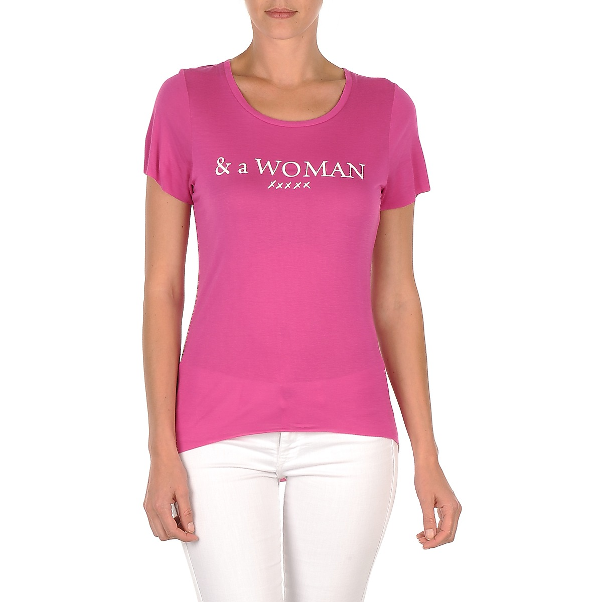 T-shirts m. korte ærmer School Rag  TEMMY WOMAN