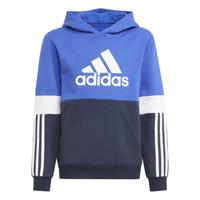 textil Dreng Sweatshirts adidas Performance NADJET Marineblå / Sort
