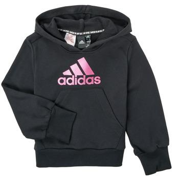 textil Pige Sweatshirts adidas Performance KINOM Sort