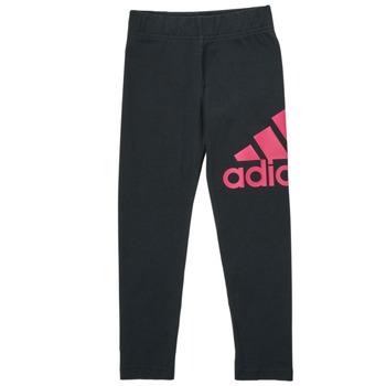 textil Pige Leggings adidas Performance MARIONA Sort