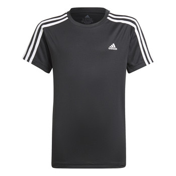 textil Dreng T-shirts m. korte ærmer adidas Performance MARIONA Sort