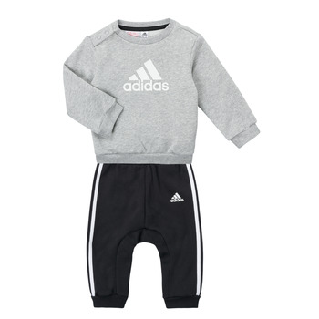 textil Dreng Sæt adidas Performance SONIA Grå / Sort