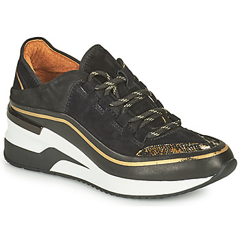 Sko Dame Lave sneakers Mam'Zelle VANIO Sort