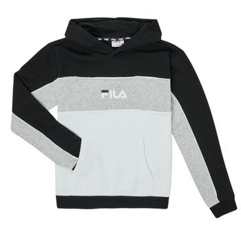 textil Pige Sweatshirts Fila POLLY Sort / Grå