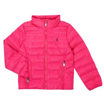 textil Pige Dynejakker Polo Ralph Lauren DERNIN Pink