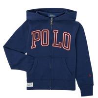 textil Dreng Sweatshirts Polo Ralph Lauren FERINA Marineblå