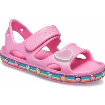 Sandaler til børn Crocs  Fun Lab Rainbow Sandal Kids