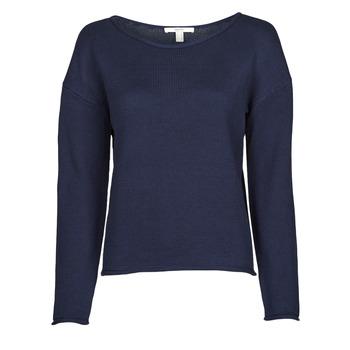 textil Dame Pullovere Esprit COO CORE SW Blå