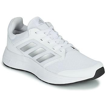 Sko Dame Løbesko adidas Performance GALAXY 5 Hvid
