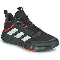 Sko Herre Basketstøvler adidas Performance OWNTHEGAME 2.0 Sort