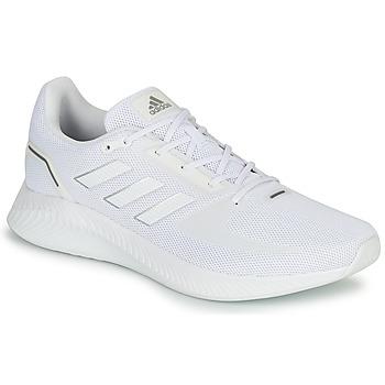 Sko Herre Løbesko adidas Performance RUNFALCON 2.0 Hvid