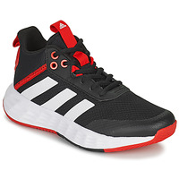 Sko Børn Basketstøvler adidas Performance OWNTHEGAME 2.0 K Sort / Rød