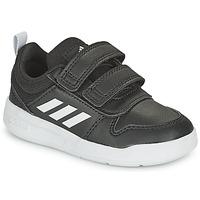 Sko Børn Lave sneakers adidas Performance TENSAUR I Sort / Hvid