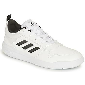 Sko Børn Lave sneakers adidas Performance TENSAUR K Hvid / Sort