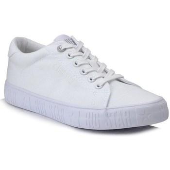 Sko Dame Lave sneakers Big Star HH274216 Hvid