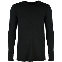 textil Herre Langærmede T-shirts Xagon Man  Sort