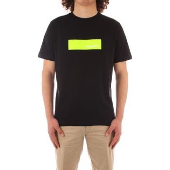 textil Herre T-shirts m. korte ærmer Refrigiwear JE9101-T27300 BLACK