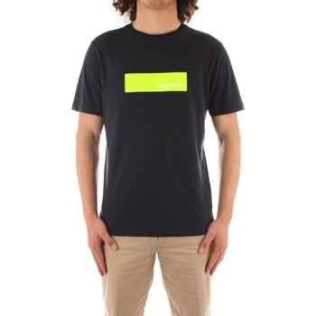 textil Herre T-shirts m. korte ærmer Refrigiwear JE9101-T27300 BLUE