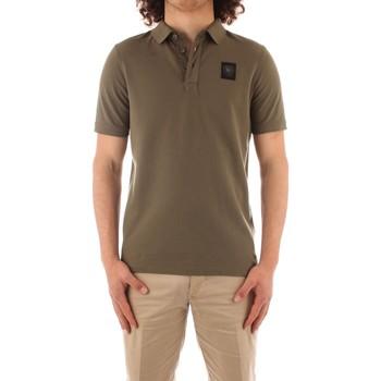 textil Herre Polo-t-shirts m. korte ærmer Blauer 21SBLUT02329 GREEN