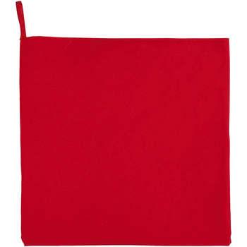 Indretning Håndklæde og badehandske Sols ATOLL 30 ROJO Rojo