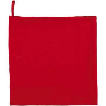 Indretning Håndklæde og badehandske Sols ATOLL 70 ROJO Rojo