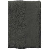 Indretning Håndklæde og badehandske Sols BAYSIDE 100 Gris Oscuro Gris