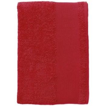 Indretning Håndklæde og badehandske Sols BAYSIDE 100 Rojo Rojo