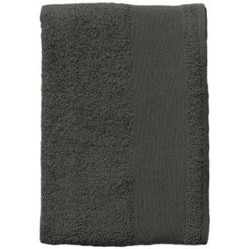 Indretning Håndklæde og badehandske Sols BAYSIDE 50 Gris Oscuro Gris