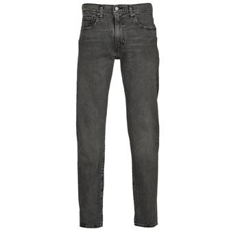 textil Herre Lige jeans Levi's 502 TAPER Grå