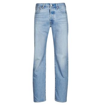 textil Herre Lige jeans Levi's 501 LEVI'S ORIGINAL Blå