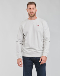 textil Herre Sweatshirts Levi's NEW ORIGINAL CREW Grå