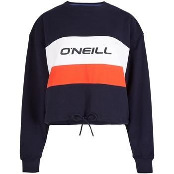 textil Dame Sportsjakker O'neill LW Athleisure Crew Blå