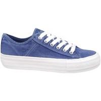 Sko Dame Lave sneakers Lee Cooper Lcw 21 31 0119L Blå