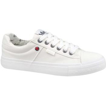Sko Dame Lave sneakers Lee Cooper Lcw 21 31 0001L Hvid
