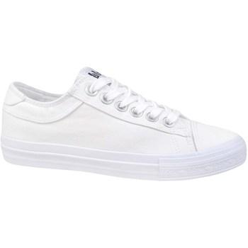 Sko Dame Lave sneakers Lee Cooper Lcw 21 31 0145L Hvid
